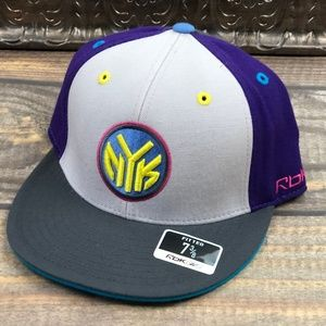 New York Knicks Vintage Reebok NBA Kolors Hat